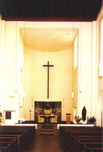 Kirche um 1985
