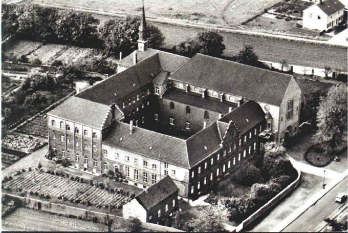 Kloster 1940