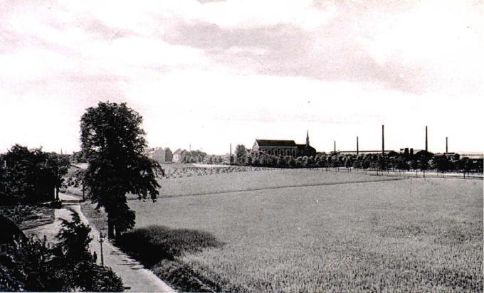 Kloster um 1900