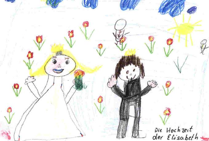 Elisabeth heiratet